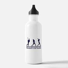 Baseball Christopher Personal Water Bottle