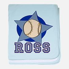 All Star Ross Customized Base baby blanket