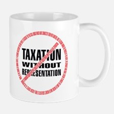 No Taxation Declaration Mug