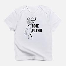 Book Pusher Infant T-Shirt