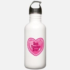 Voted Best Teacher EVER Sports Water Bottle