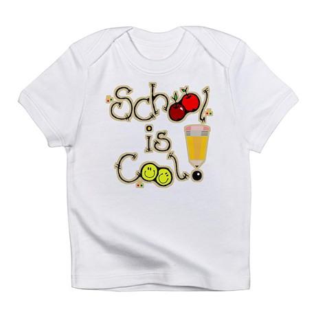 SCHOOL is COOL! Infant T-Shirt