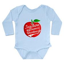 Teacher Gifts! Long Sleeve Infant Bodysuit