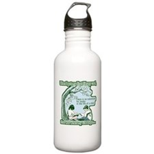 No Substitute For Books Sports Water Bottle