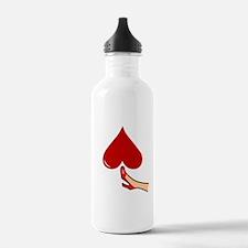 Kicked In The Heart / Butt Water Bottle