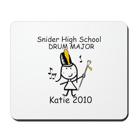 Drum Major - Snider Mousepad