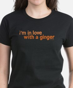 I'm in Love with a Ginger Tee