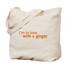 I'm in Love with a Ginger Tote Bag