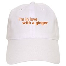 I'm in Love with a Ginger Baseball Cap