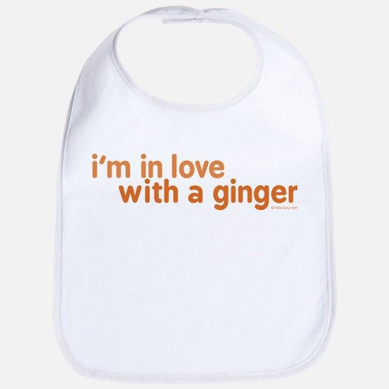 I'm in Love with a Ginger Bib