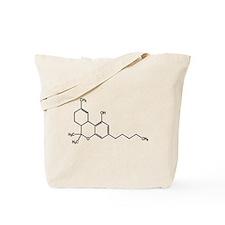thc chemistry Tote Bag