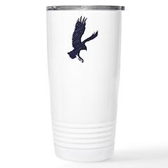 Fly Like An Eagle Stainless Steel Travel Mug