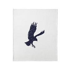 Fly Like An Eagle Throw Blanket