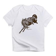 Bucking Bronco Western Infant T-Shirt