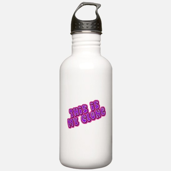 This Is My Clone Water Bottle