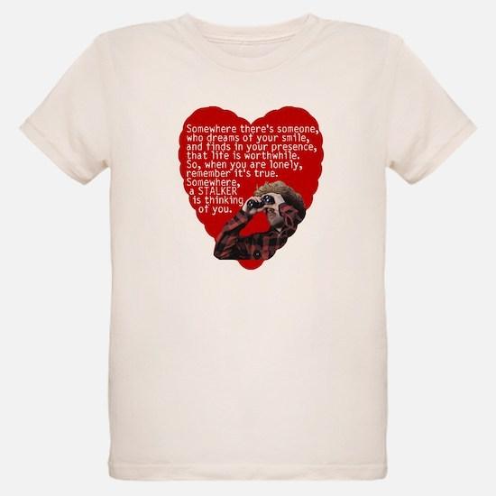 Stalker Anti-Valentine T-Shirt