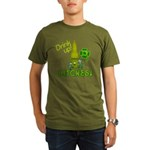 Drink Up Bitches! Organic Men's T-Shirt (dark)