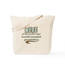 GiGi of Gifted Grandchildren Tote Bag
