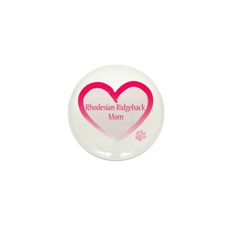 Pug Mom Mini Button (10 pack)