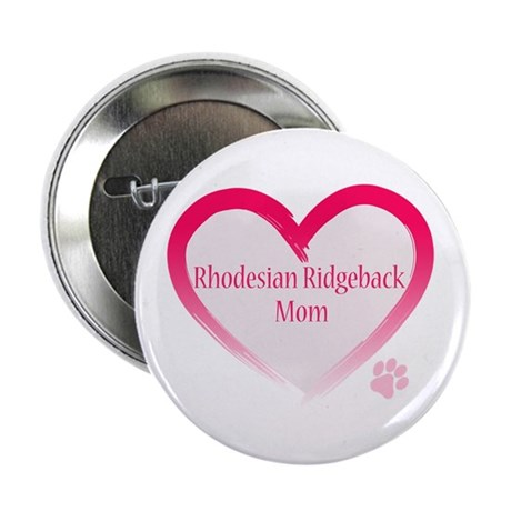 """Pug Mom 2.25"""" Button (10 pack)"""