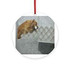 Golden ROH Ornament (Round)