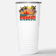 Hawaiian / Hawaii Souvenir Travel Mug