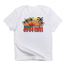 Malibu California Souvenir Infant T-Shirt