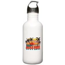 Malibu California Souvenir Water Bottle