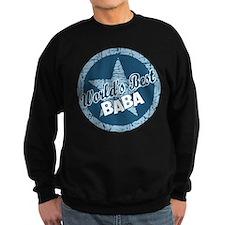 Worlds Best Baba Sweatshirt