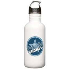 Worlds Best Gramps Sports Water Bottle