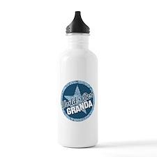 Worlds Best Granda Sports Water Bottle
