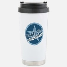 Worlds Best Granddad Travel Mug