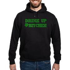 Drink up this Saint Patrick's Hoodie
