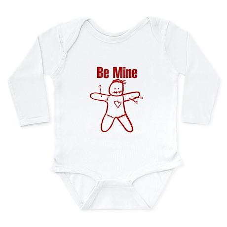 Be Mine Possesive Sarcasm Val Long Sleeve Infant B