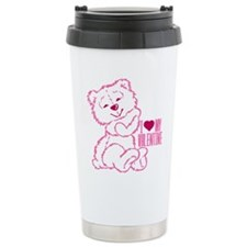 I Heart My Valentine! Travel Mug