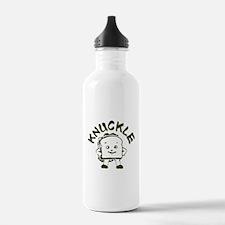 Knuckle Sandwich! Water Bottle