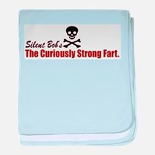 Silent Bob's - The Curiously baby blanket