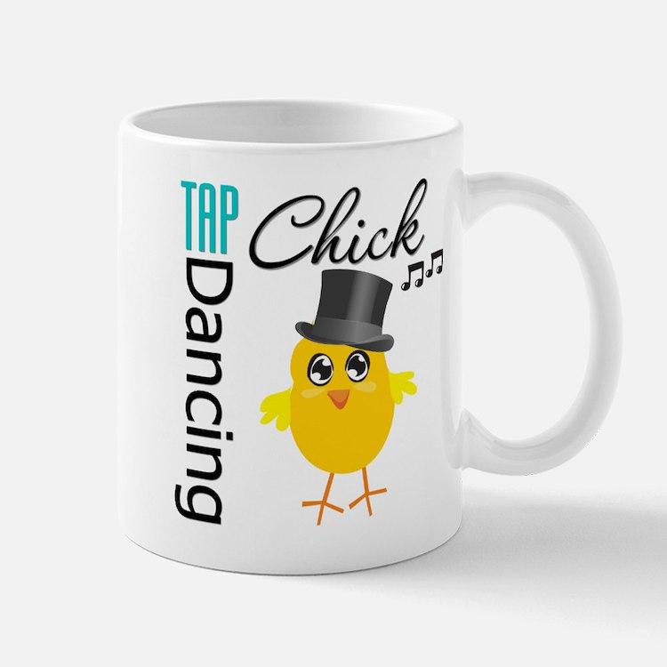 Tap Dancing Chick Mug