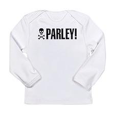 Parley! Long Sleeve Infant T-Shirt