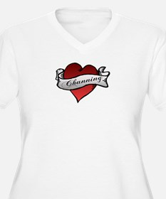 Channing Tattoo Heart T-Shirt