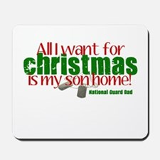 All I want Son NG Dad Mousepad