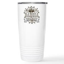 Property Of Babcia Travel Mug