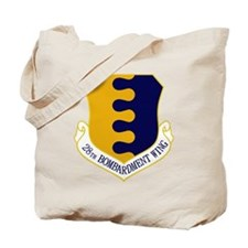 28th Bomb WIng Tote Bag