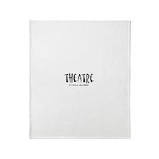 Theatre Throw Blanket