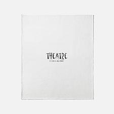 Unique Actor Throw Blanket
