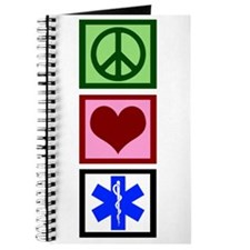 Peace Love Paramedic Journal