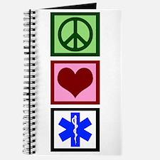 Peace Love Paramedic Journal