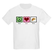 Peace Love Tacos T-Shirt