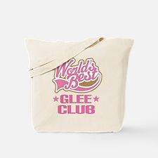 Show Choir Glee Club Tote Bag