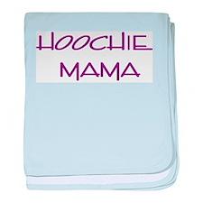 Hoochie baby blanket